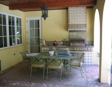 Uustal – Outdoor Kitchen